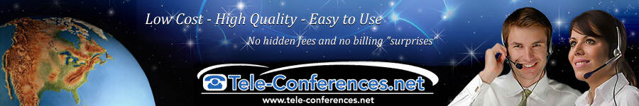 Teleconferencing Services Providers and Solutions